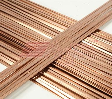 Silver Brazing Alloys For Tungsten Carbide Tipped Tools Alfa